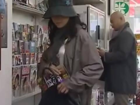 【ヘンリー塚本】俺は私服刑事だ...巨乳人妻が雑誌を万引きした現場をみられた男に自宅に押し入られて注射されて寝取られ