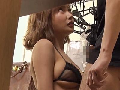 【明日花キララ】SEXレスが2か月と一日!性欲MAX!ADにまで手を出す始末、罰として焦らしイカせないセックス突入!!