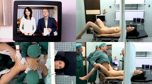 【昏睡レイプ】堕胎に来た有名モデルを医者仲間が犯すヤバイやつ!