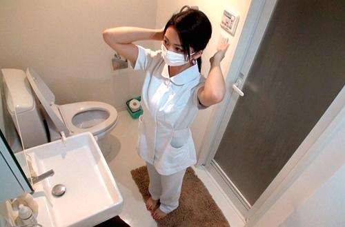 【素人ナンパ】現役看護師のマスクの下は超激カワ!パコって無断でAV発売!