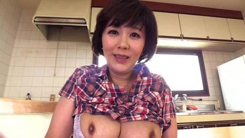 【円城ひとみ】優しいお母さんが未熟な息子に性教育