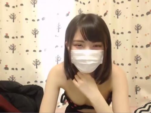 激カワお姉さんのエロチャット、一瞬だけど顔出しもあるよ!
