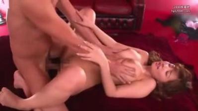 【三上悠亜】パイズリで男を虜にする巨乳美女のセックス