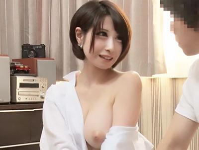 『パンツどこかなぁ~~♥♥』ヤリチンにやり捨てされた美人が、Yシャツ姿でマンチラで誘惑されたww