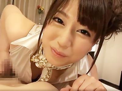「乳首エステにようこそ♥♥」激カワな美少女が、ローションを乳首に塗って最高のリラクゼーション!!