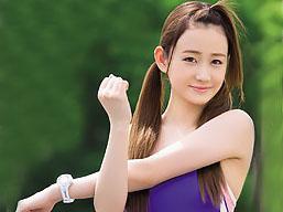 『やだぁ、恥ずかしい♥♥』800m走でインターハイ出場経験のある18歳の美少女がAV初挑戦!!