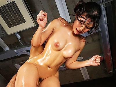 「はぁん、イグイグッーーッ!!」アスリートボディの激カワショートカット美少女げ激SEXでイキまくり!!