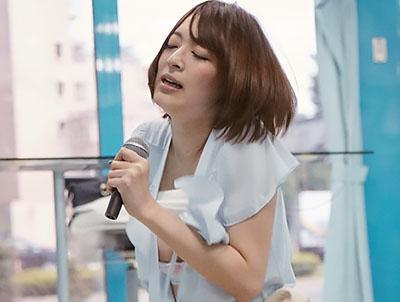 『ああん♥いっぐうぅぅ~♥♥』未来の女子アナウンサーの激カワ女子大生がエッチしてしまう!!