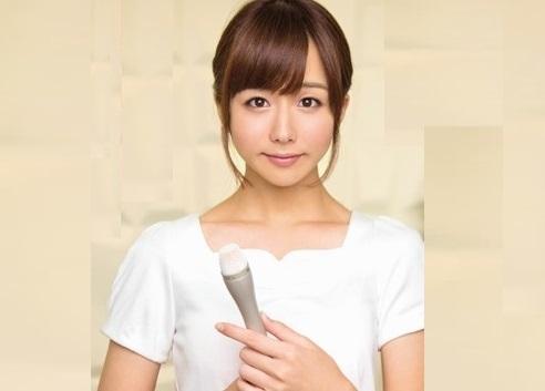 激似AV史上、最高傑作!田中みな実そっくり美女が番組スタッフのチンポをぶりっこおねだり!