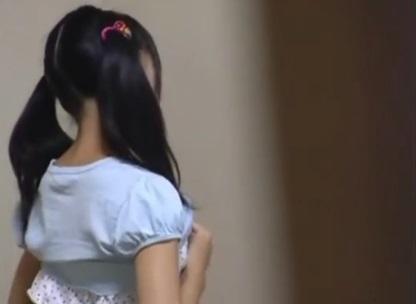 【オナニー盗撮】小学生の妹の自慰を撮影した兄の隠し撮り映像