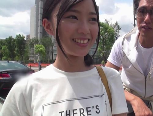 【竹田ゆめ】元高校野球部の女子マネで現役大学生の22歳!ほぼ処女な美少女が初めての巨根体験!