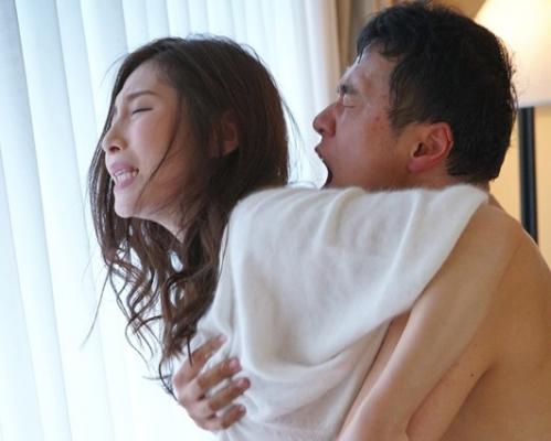 【人妻】演技・台本・ゴムも無し!1ヶ月禁欲生活を続けた初対面の男女がSEXしたらこうなるwww