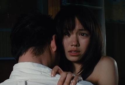 【芸能人】二階堂ふみさん(23歳)。巨乳を揺らしながら勃起チンポを手で擦る主演映画の濡れ場シーンがこちらw
