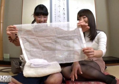 賞金10万円!『タオル一枚男湯入ってみませんか?』箱根温泉にいた女子大生が究極の羞恥ミッションwwwww