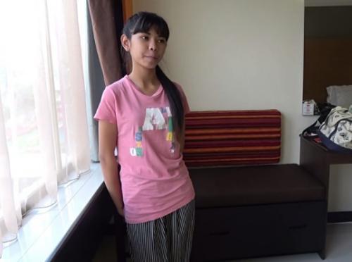 【海外ナンパ】タイの裏通りで見つけた貧困少女を買春、中出ししたヤバすぎる映像がこちら…