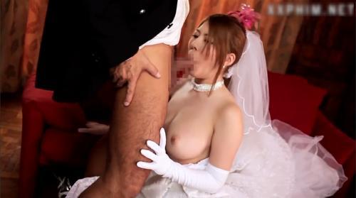仁科百華 誰も知らない妻と義父の関係。義父の肉棒に調教された美人妻。