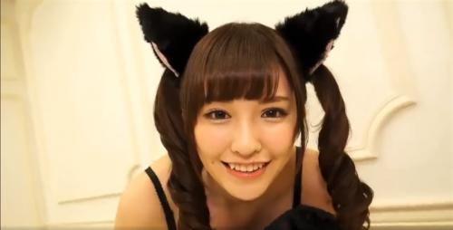 橋本ありな ぺろぺろ大好きなロリ猫ちゃん