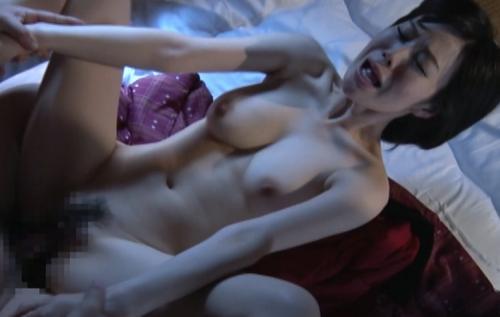 【森ななこ】寝取られた借金地獄美人妻をぶっかけ生ハメSEX!潮吹き、スレンダー巨乳を弄られ拘束監禁イラマチオ