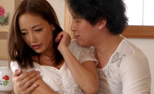 【本城小百合】あいつの母親オナニー狂熟女www弱みを握られ美乳スレンダー妻が寝取られ尻にぶっかけw
