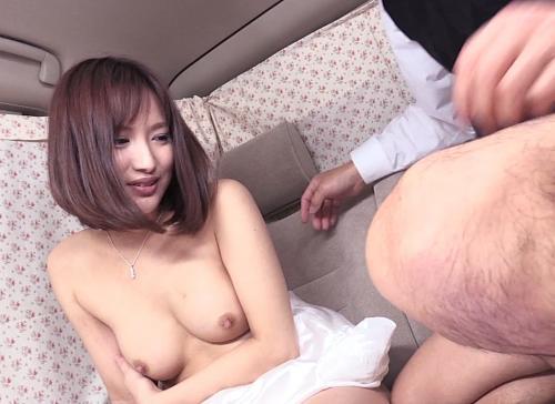 【人妻ナンパ】白い肌のセレブ美人妻、濡れ濡れマンコにザーメンが欲しくなっちゃうw
