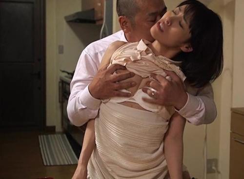 【谷原希美】オナニー中の人妻を襲って無理やりハメる!強制ファックに感じてしまう美熟女
