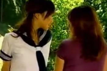 ヘンリー塚本動画 女子教師と教え子JKのインモラルなレズ