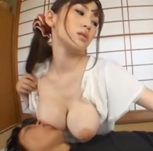 ◆細身巨乳◆スレンダー美巨乳おっぱいのS級美女いる耳かきリフレで手コキ!