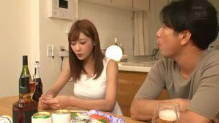 ◆明日花キララ◆友人の嫁のがエロすぎて興奮!禁断の人妻浮気セックス!