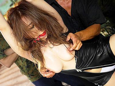 【女捜査官】単独で潜入した敵アジトで囚われ、鬼畜すぎる凌辱拷問を受けるハメになった美しき秘密捜査官