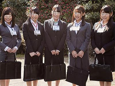 【SOD女子社員】新卒社員に課せられた企画参加は恥ずかしすぎる現場体験だったw