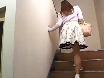 【ストーカーレイプ】※閲覧注意※デート帰りに尾行され追い詰められた美人JD。逃げても捕まり挿入とイラマを繰り返し種付け!