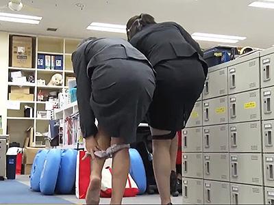 【SOD女子社員】平成31年の仕事始めは、事前に招待されてた男性たちとノーパン姿で行う赤面必至の内容だった!