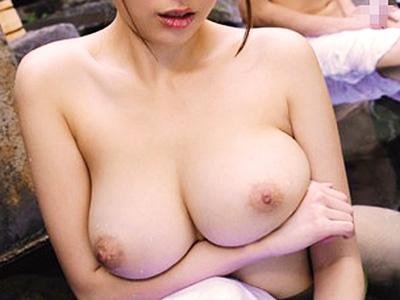【近親相姦】姉ちゃんと混浴温泉に入ったら…おっぱいデカくて発情!勃起に気付いた姉ちゃんと禁断SEXに発展して種付け!