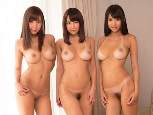 【三原ほのか】日焼けあとがとってもエロい!巨乳ヤリマン美少女が誘惑してセックス!