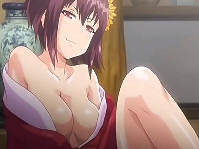〖少女から娼女へ〗女子高生とお見合いすることになり着物をはだけさせ誘惑される ノーブラノーパンの淫乱娘にがっつり種付け
