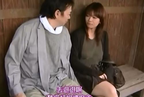 [ヘン塚│坪倉史歩]知人の妻×村の男,何となく一発 00847