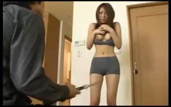 【草凪純】ダンス中の巨乳人妻をレイプ