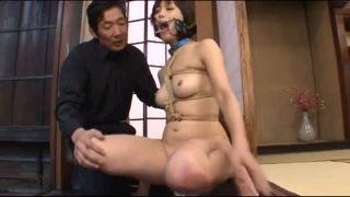【広瀬奈々美】おもらし人妻を緊縛調教