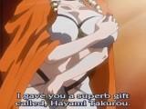 【エロアニメ】これは草wwwとしか言いようがない!  情けない女の子に罰としてバイブ入り貞操帯を履かせて お仕置きするエロアニメ。