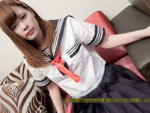 【無修正】美少女すぎてヤバイ!!!超可愛い素人ギャルをデカチンで突き上げるハメ撮りSEX!