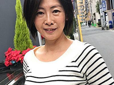 【黒蜜/CAP作品】応募してきた人妻 野村さちこ(53歳)