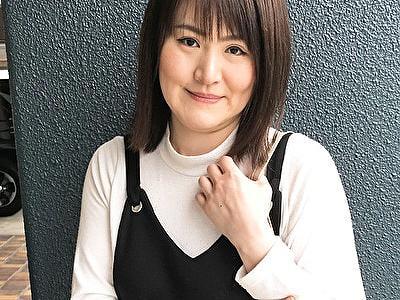 【黒蜜/CAP作品】応募してきた人妻  矢吹ひとみ(50)