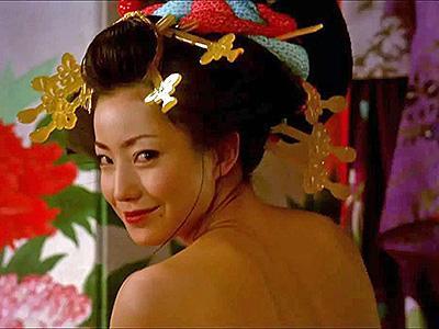 【菅野美穂】過去にヘアヌードまで出した大物女優!映画「さくらん」で過激な濡れ場も演じちゃうw