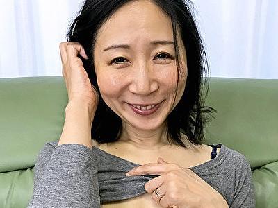 【黒蜜/CAP作品】応募してきた人妻 野田やすこ(52歳)
