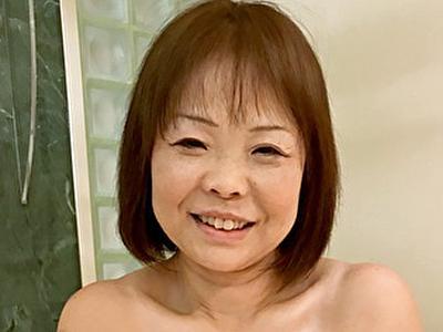 【黒蜜/CAP作品】応募してきた人妻 後藤すみれ(55)