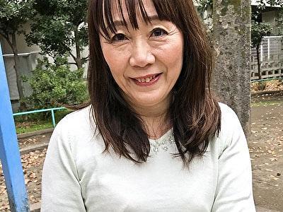 【黒蜜/CAP作品】応募してきた人妻 杉山ちづる(59歳)