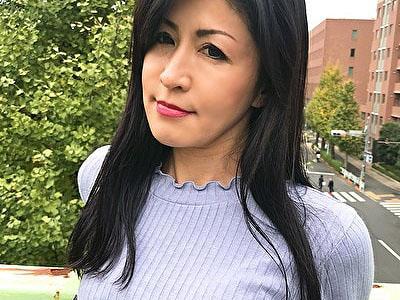 【黒蜜/CAP作品】応募してきた人妻 (仮名:やよい 54歳)