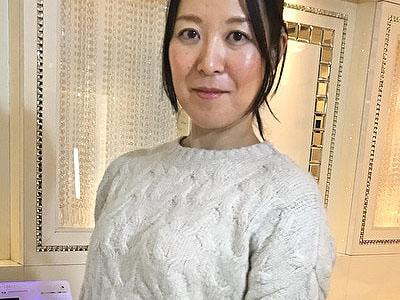 【黒蜜/CAP作品】応募してきた人妻 藤よしみ(40歳)パイパン