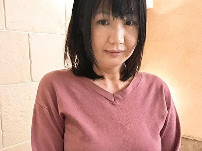 【黒蜜/CAP作品】応募してきた人妻 黒柳みさこ(53)