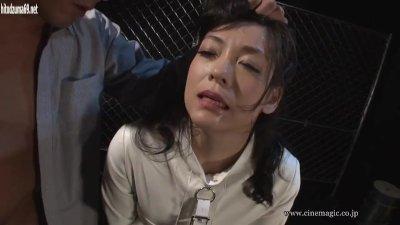緊縛イラマチオ 調教される女捜査官 美熟女SM 417717 児玉るみ